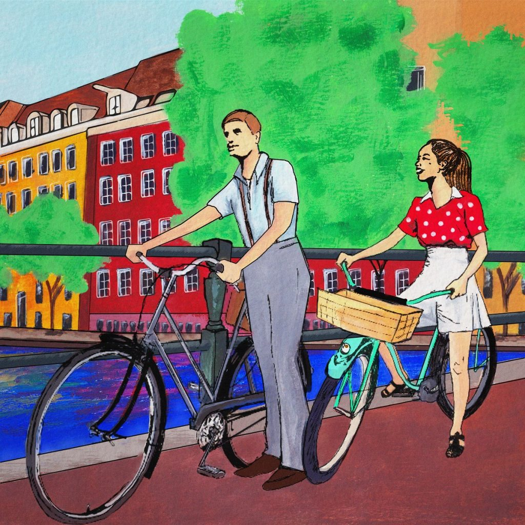 Vintage Me_Painting_Couple